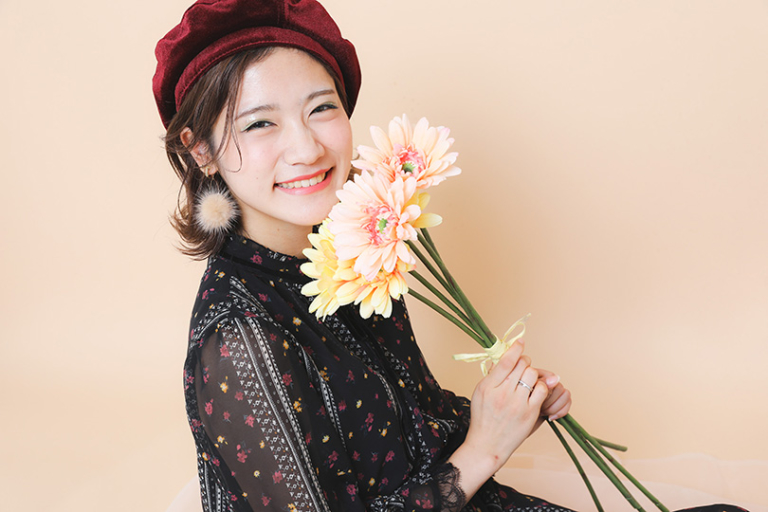 ミス東大準グランプリ大野南香、将来は海外で働くのが夢!
