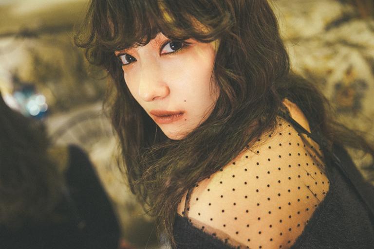 NMB48連載vol.2♡村瀬紗英のBAGの中身を大公開