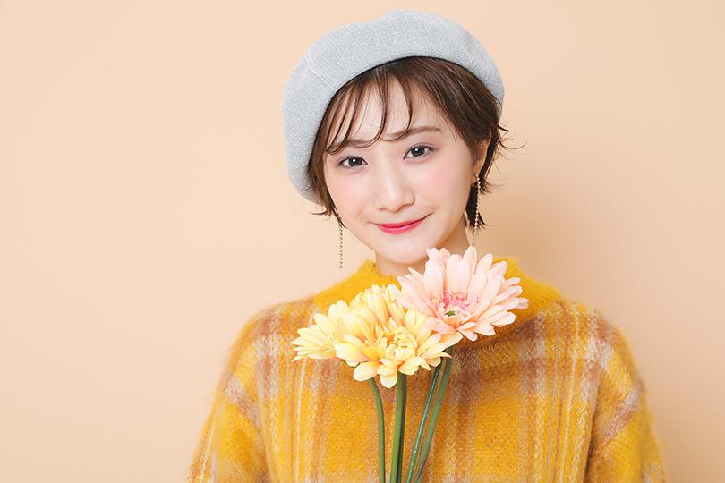 ミス青山ファイナリスト大江穂乃佳は中学からミスコンに憧れ