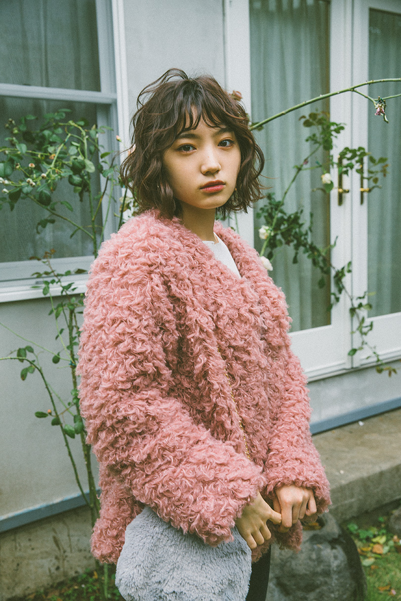 NMB48スペシャル連載 vol.4♡ 太田夢莉のBAG&ポーチの中身を大公開!