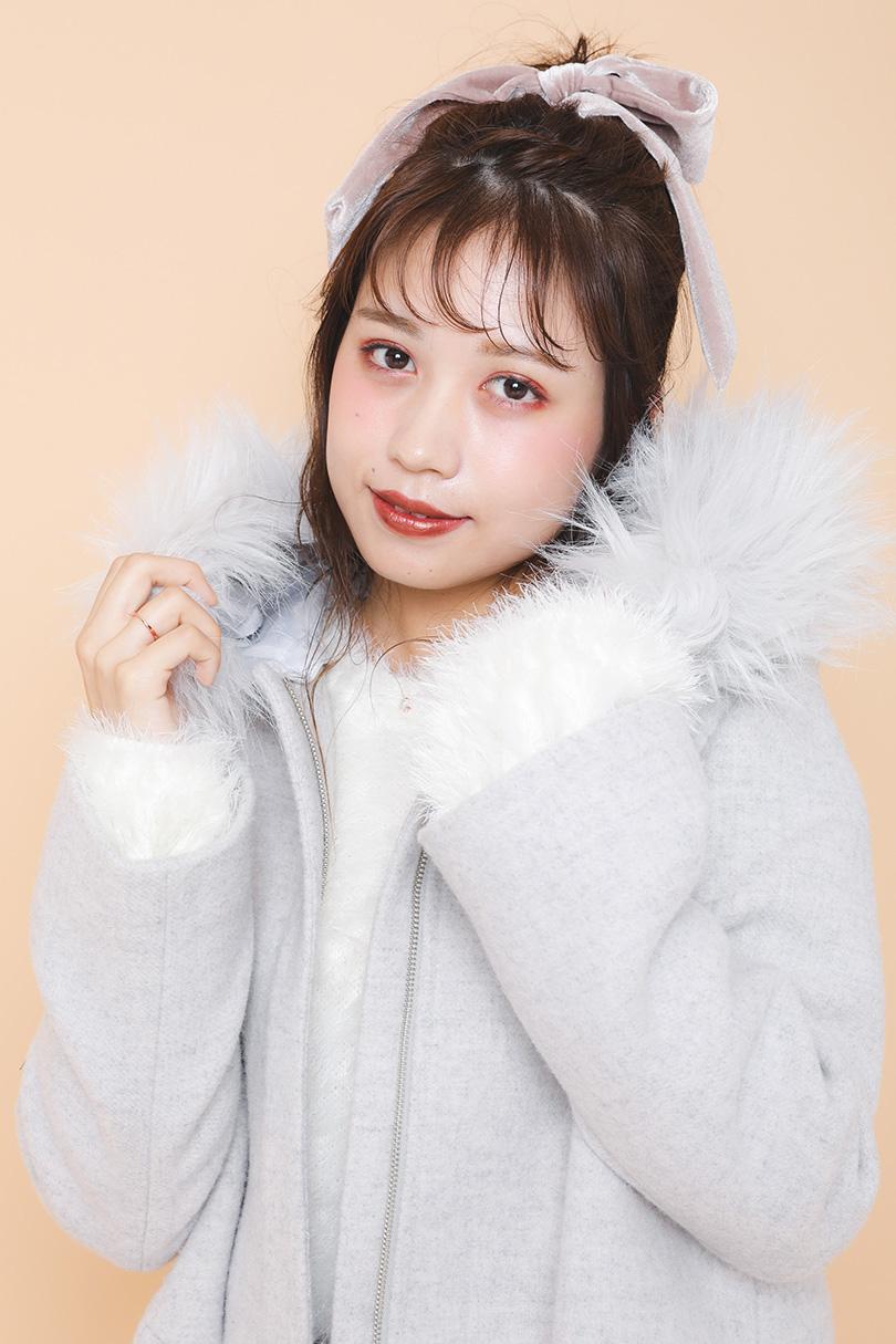 ミス青学ファイナリスト堺美紗稀が選んだアウター