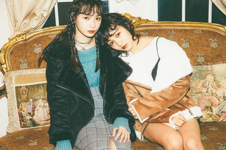 NMB48連載vol.5♡ あったかムートンライダース