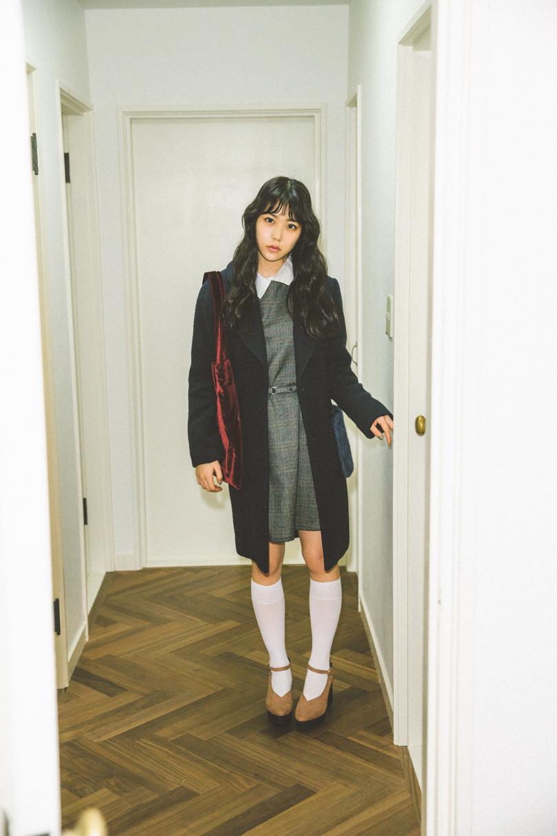 NMB48スペシャル連載 vol.05♡ あったかムートンライダース