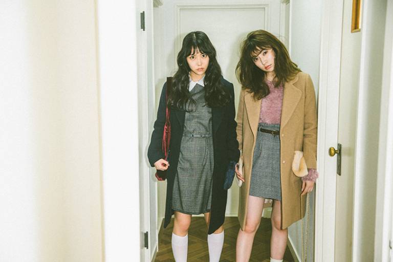 NMB48連載vol.7♡着痩せ効果抜群の優秀チェスターコート