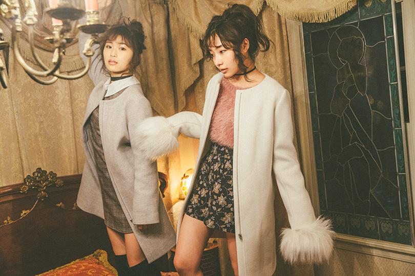 NMB48スペシャル連載 vol.08♡リッチな5WAYコートを着こなし
