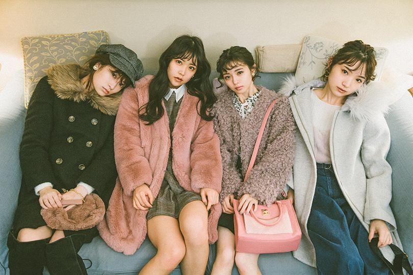 NMB48スペシャル連載 vol.11♡ ほっこり可愛い新作アウター