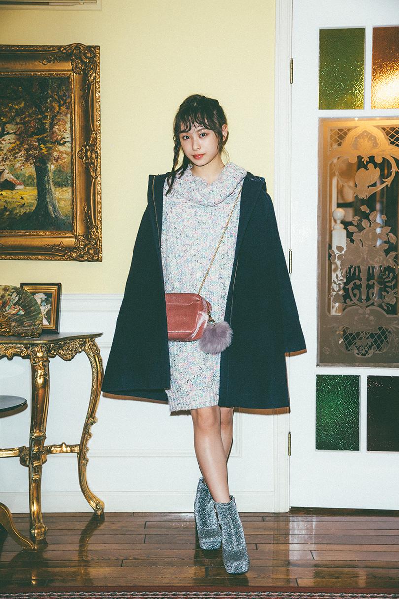 NMB48スペシャル連載 vol.12♡アレンジが楽しい5WAYコート
