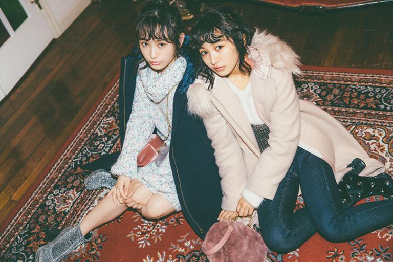 NMB48連載vol.12♡アレンジが楽しい5WAYフードコート