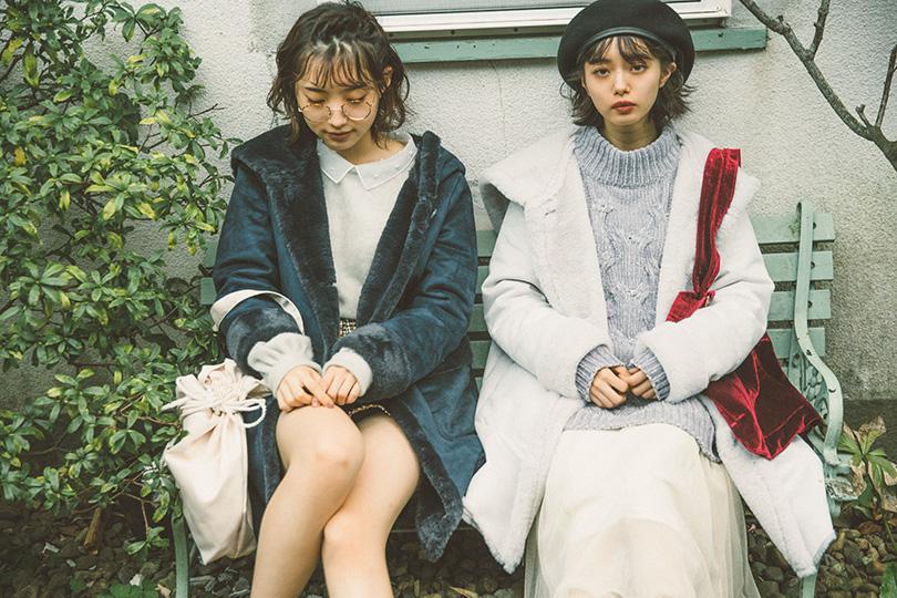 NMB48スペシャル連載 vol.13♡ラフな可愛さが魅力の新作ムートン