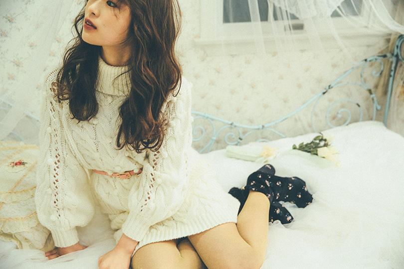 NMB48スペシャル連載 vol.14♡ 渋谷凪咲のBAG&ポーチの中身を大公開!