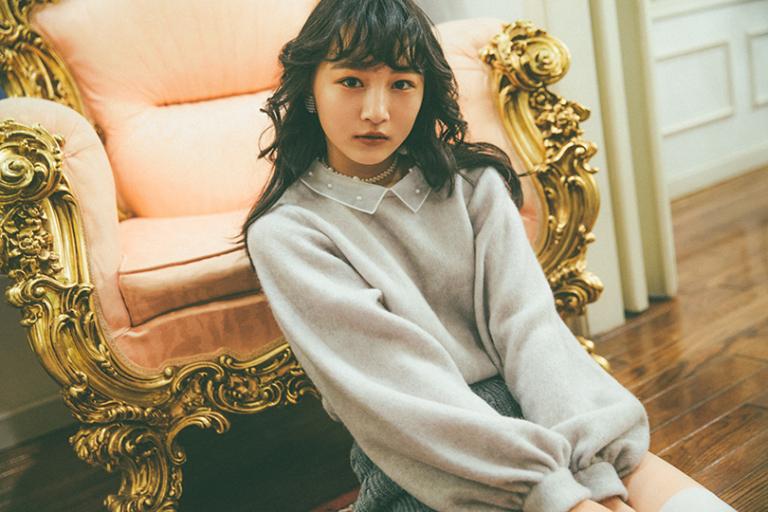 NMB48連載vol.16♡山本彩加のBAGの中身を大公開