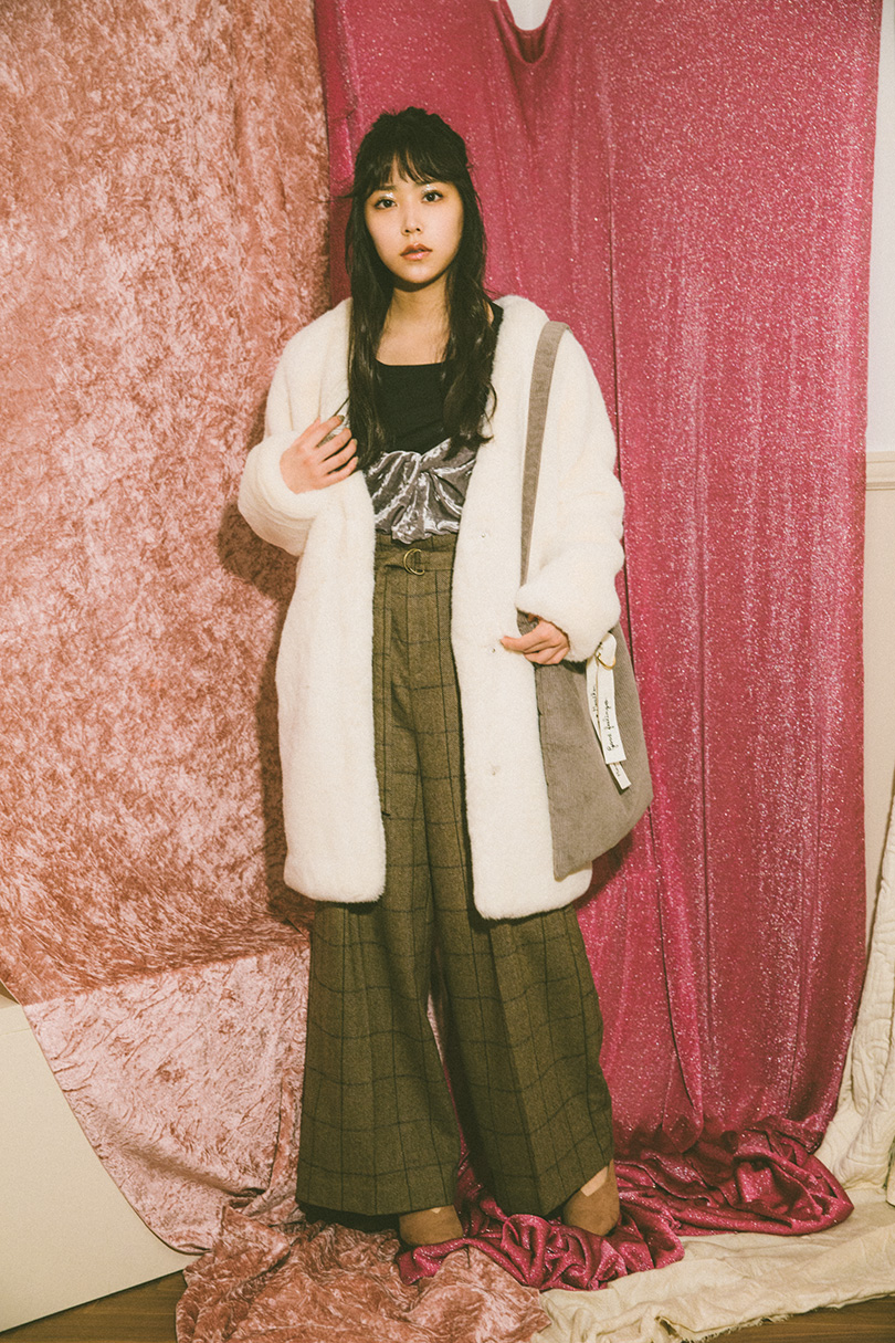 NMB48スペシャル連載 vol.18♡リュクスな大人っぽさを叶えるファーコート