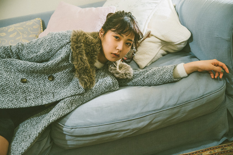 NMB48連載vol.19♡ 白間美瑠のBAGの中身を大公開