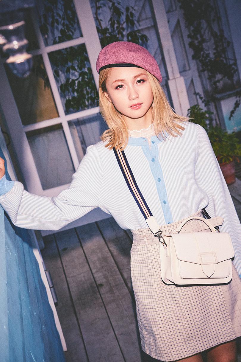 Amiが着こなす♡ 春のセットアップコーデ3パターン