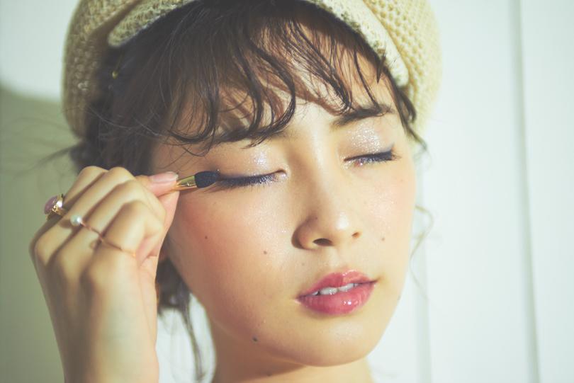 CANMAKE連載vol.8♡ 目元を春色に染めるマストバイコスメ