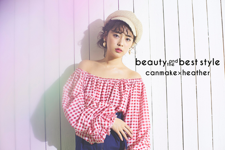 CANMAKE連載vol.7♡ 目元を春色に染めるマストバイコスメ