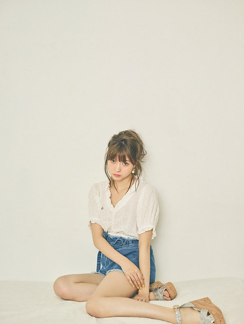 八木アリサvol.2♡ 八木ファッションについて語っちゃいます!