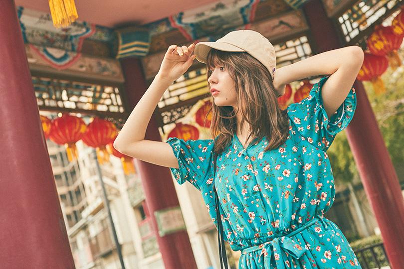 """八木アリサと行く♡ インスタ映え""""横浜中華街""""後編"""