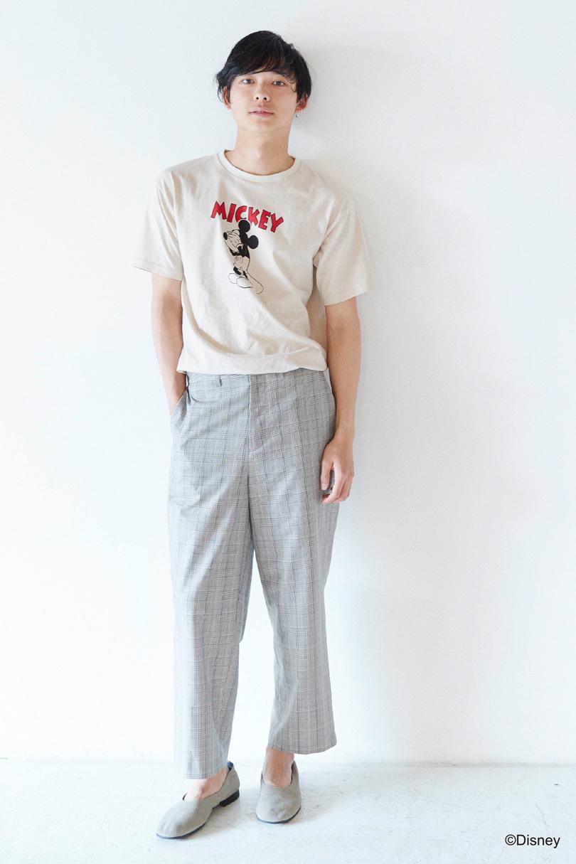 カップルコーデにもおすすめ♡ ヘザーからディズニーTシャツが登場