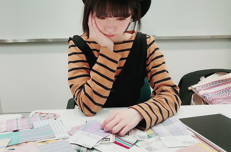 市川美織×Heather はじめてのコラボ、決まりました。