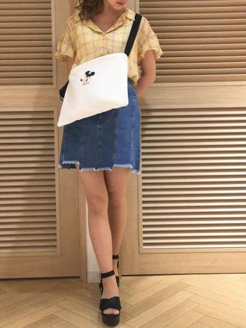主役級のかわいさ♡2018年夏は柄ブラウスで決まり!