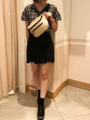 2開襟シャツ人気は今年も継続中♡女っぽく着こなして、モテコーデを着こなそう!